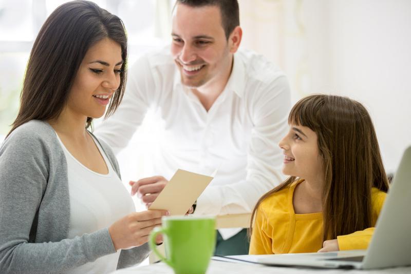 Help your children understand Internet safety by browsing together.