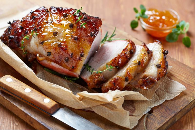 Use your blender ham glaze on Easter as well as nightly dinners.