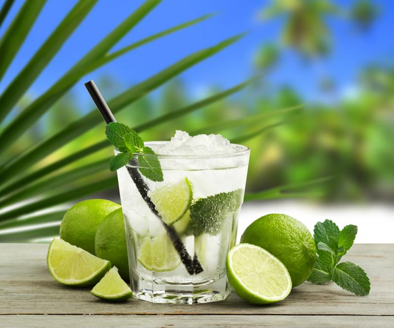 This popular Brazilian drink is the perfect tropical cocktail for anywhere.