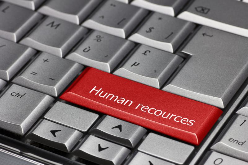 Online payroll systems help manage human resource departments.