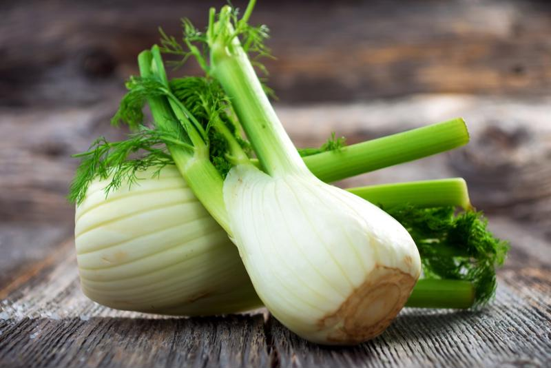 Experience the benefits of fresh fennel.