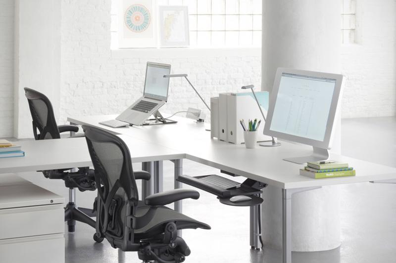 An organized work space will help you to keep track of important documents and information.