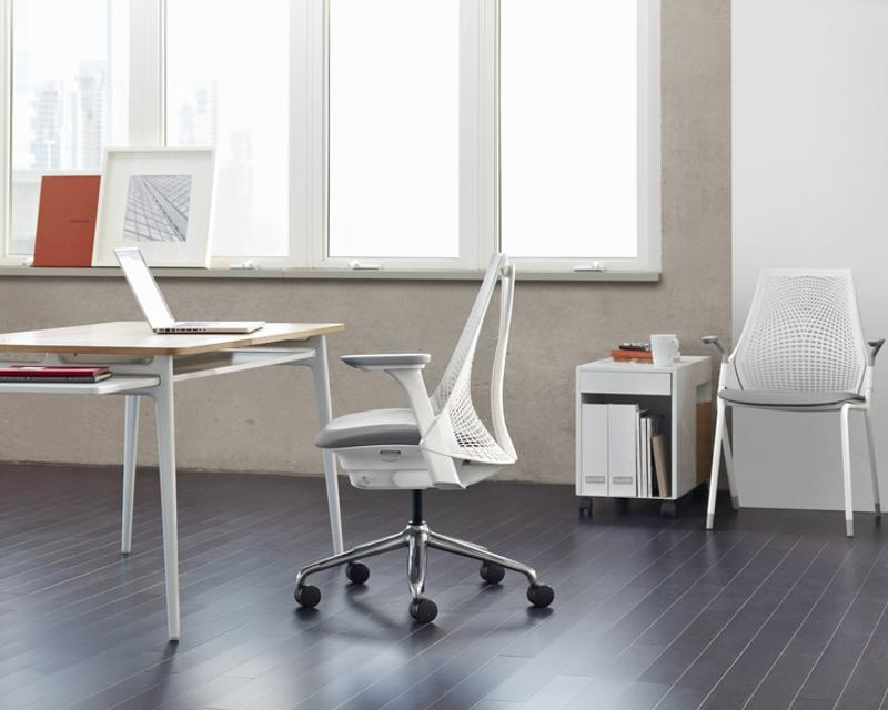 An open office layout may help you increase productivity.