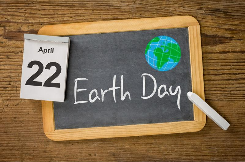 Earth Day is a good occasion to think about streamlining your network.