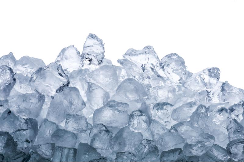 Ice is a critical part of any frozen cocktail.