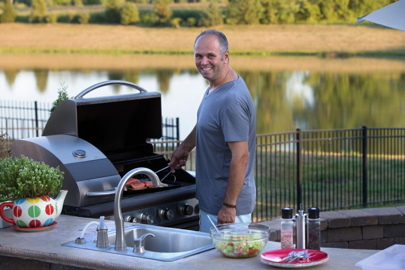 Optimize your outdoor entertainment via automation