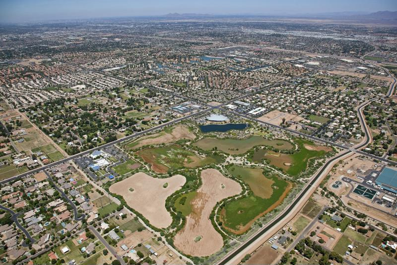 Gilbert, Arizona may not be huge, but career prospects there are certainly impressive.