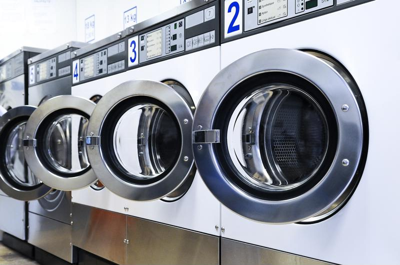 Modern equipment can be a way for laundromat to attract customers.