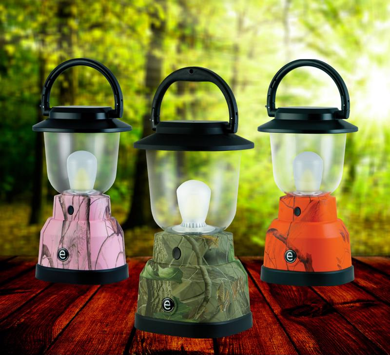 Eco Survivor Lanterns will keep your dad's outdoor activities lit throughout the summer.