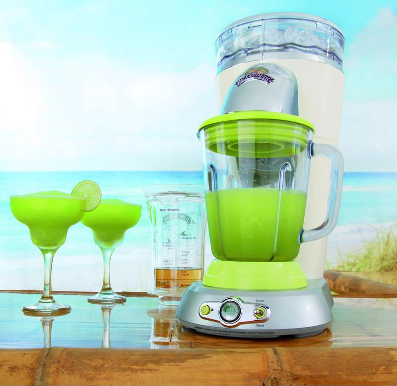 Make sure you bring your margarita maker.