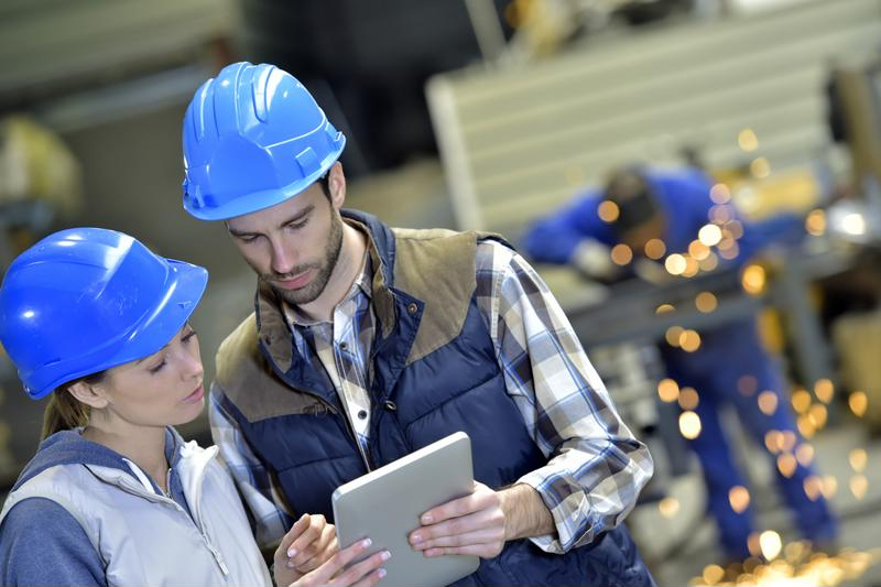 Manufacturers are getting smart with advanced analytics.