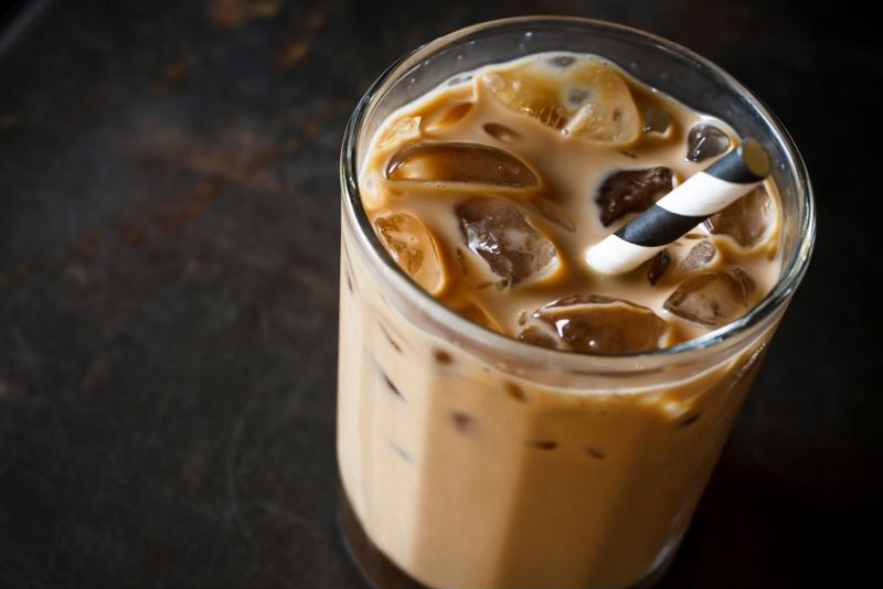 Cold brew coffee takes a little more time.
