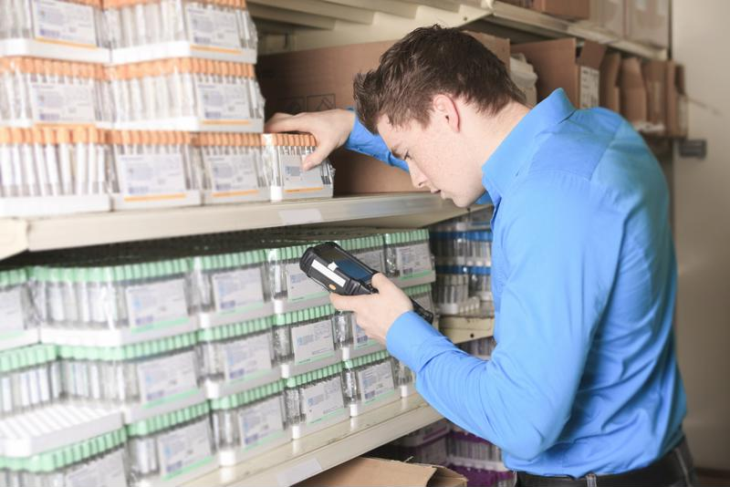 Technology can help keep inventory levels organized and easy to track to improve customer expectations.