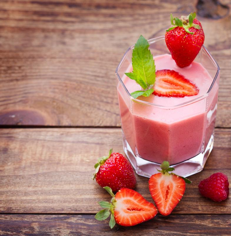 Look for local smoothie strawberries this summer.