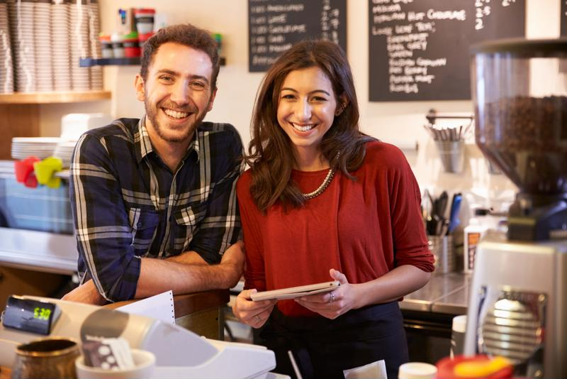 Young business owners are feeling good about their chances for success.