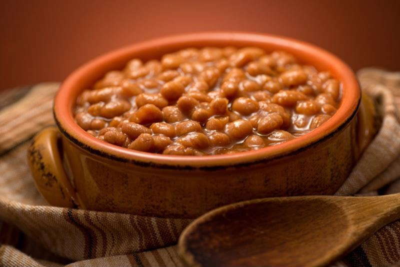 No BBQ is complete without baked beans.