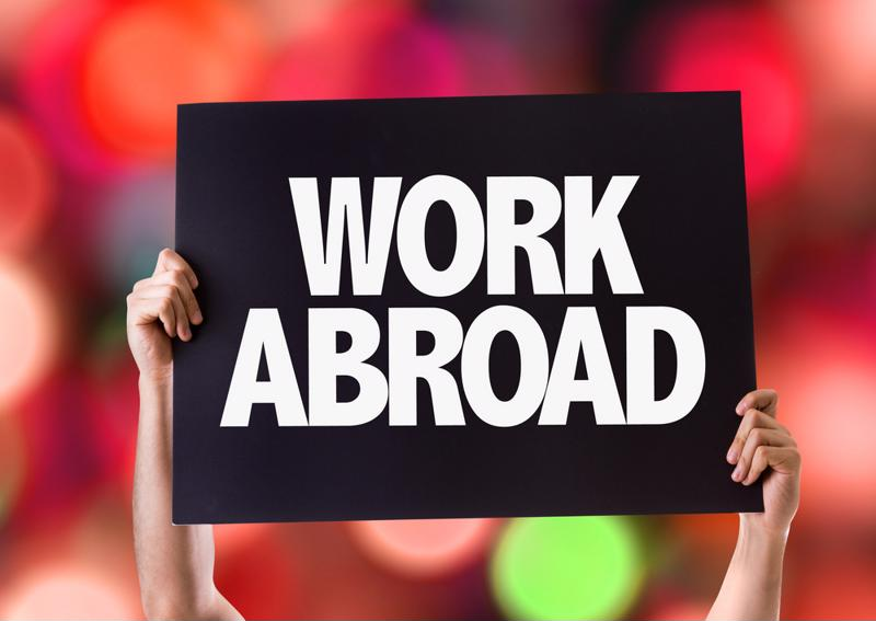 Overseas offices gives your employees more opportunities.