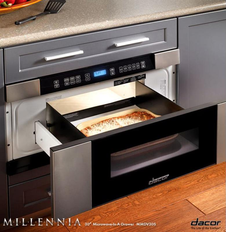 Consider compact appliances to maximize your space.