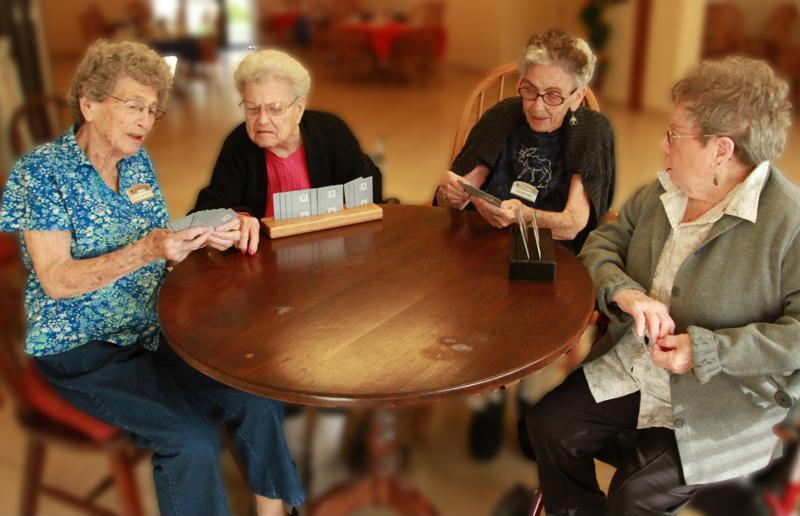 Volunteering can help seniors make new friends.
