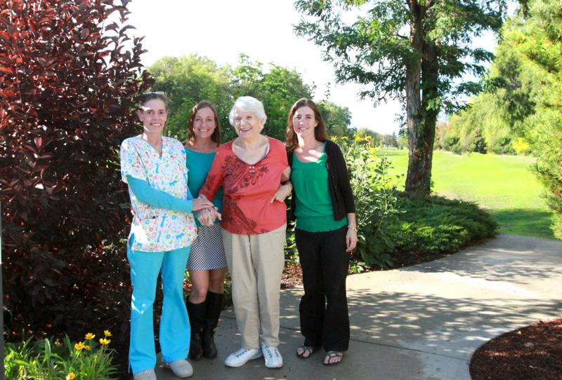circle of advisors, senior, older individual, loved one, nurse, assisted living, power of attorney