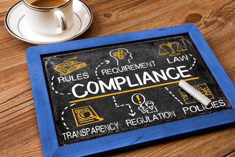 Process excellence can support regulatory compliance efforts.
