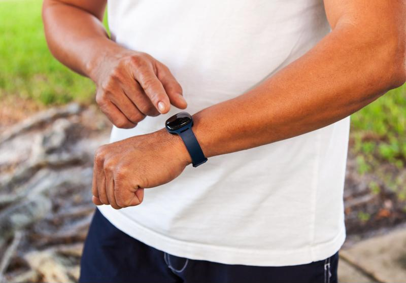 From the track to the office, this activity monitor will record all that helpful health info wearers need.