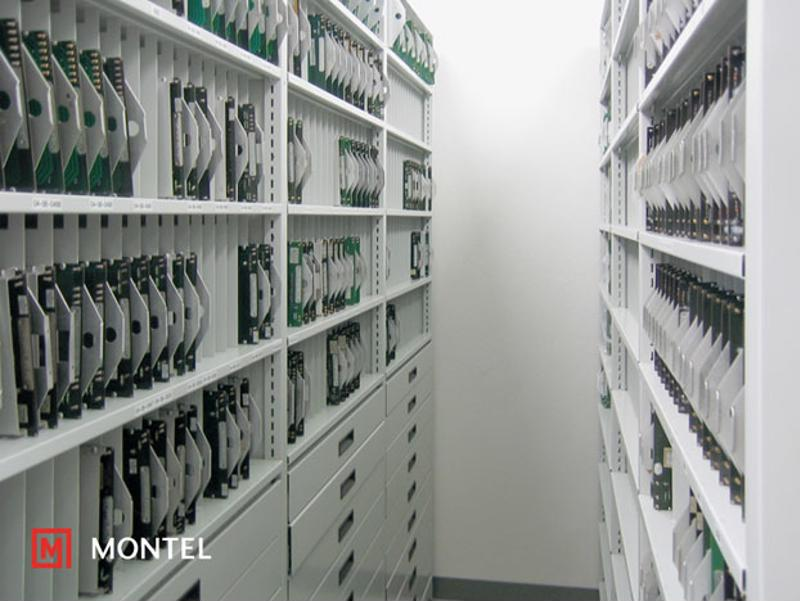 With computer equipment storage this tidy, you'll make your motherboard proud.