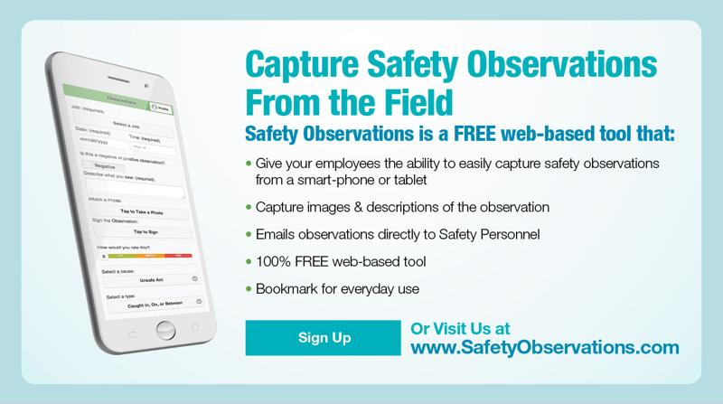 Capture on-site observations with this free web tool.