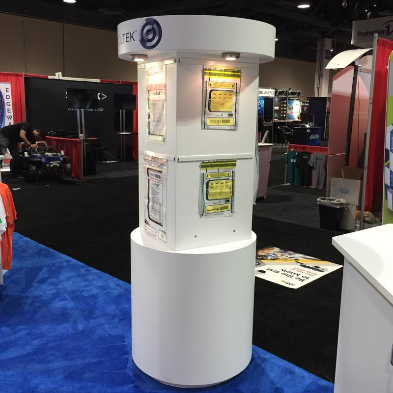 We brought along many of our high-quality solutions to NRF Protect 2015.