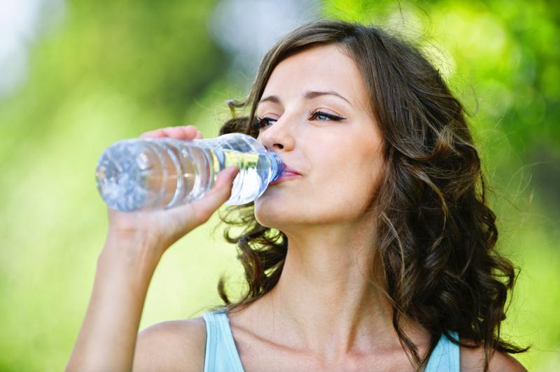 Bring water to stay hydrated throughout the day.