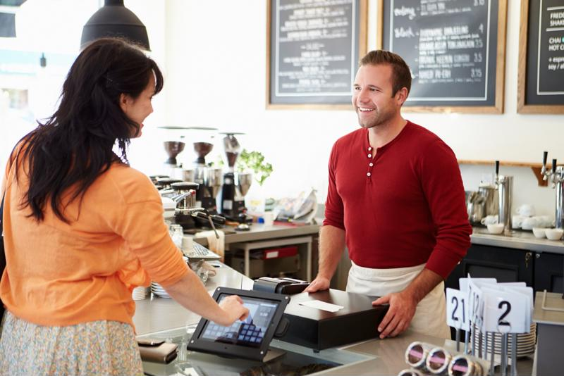 Small business owners are feeling far more confident these days.