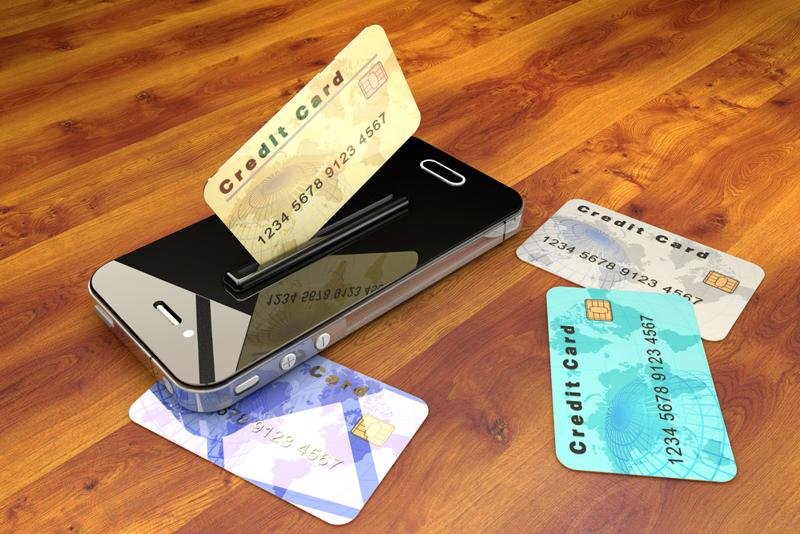 Having multiple credit cards open at once can drop your credit score.
