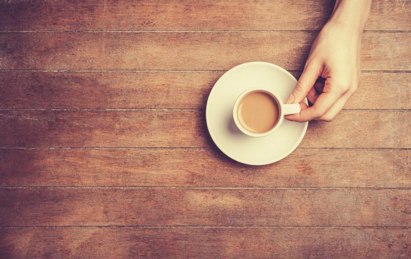 Light coffee drinkers are usually sweet just like their drink!