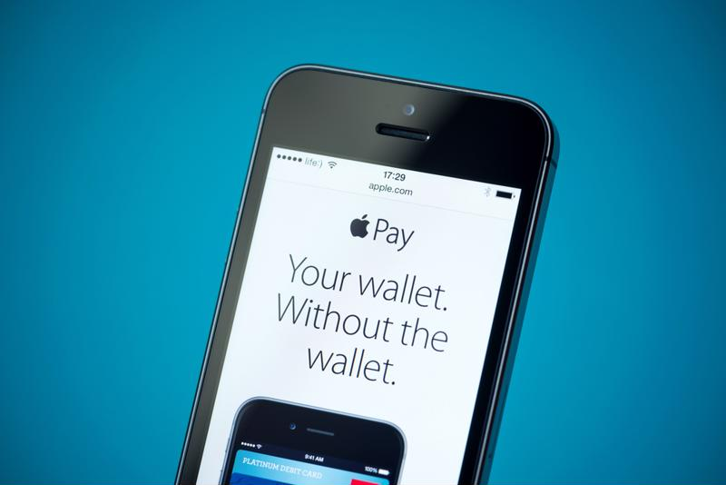 Adoption of Apple Pay and similar services is taking off globally.