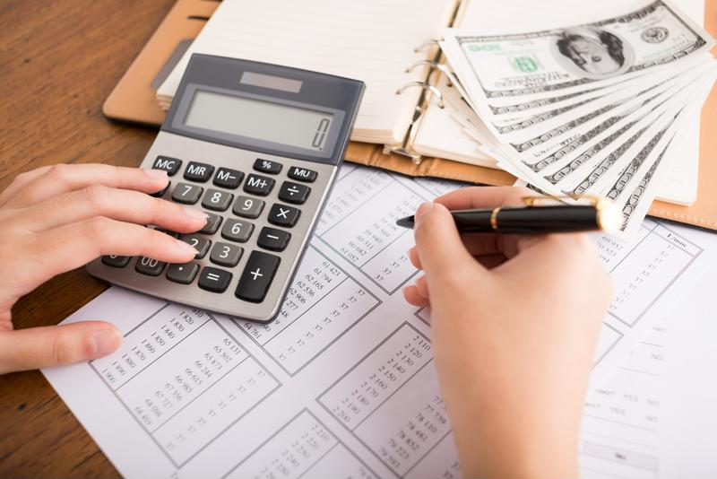 Make a new financial plan this New Year's.