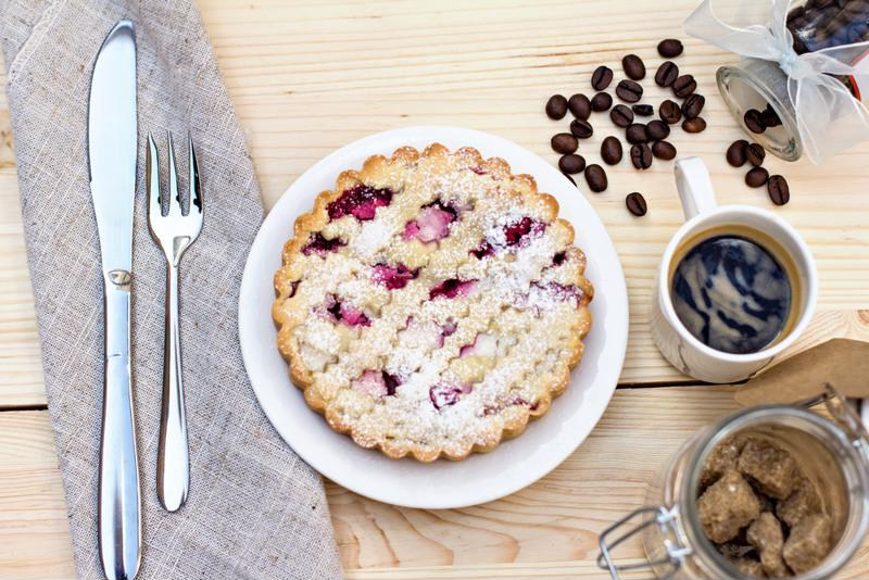 Celebrate National Pie Day with a sweet and savory cherry pie.