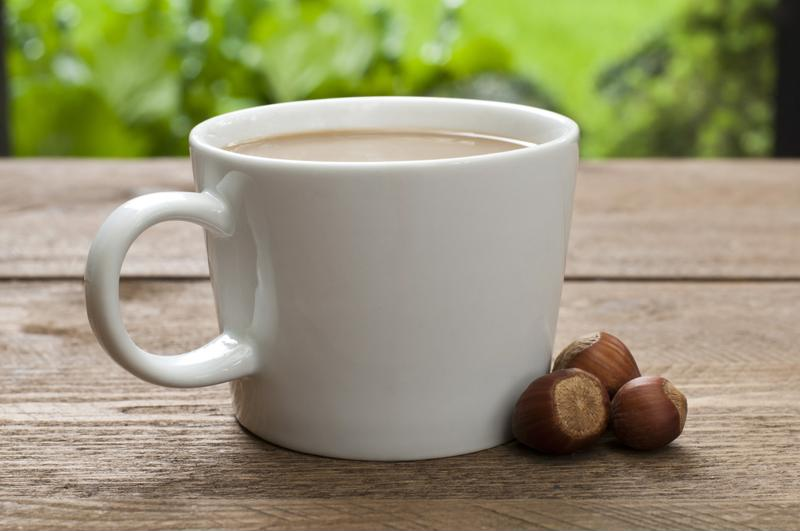 Making your own hazelnut coffee is worth the extra effort.