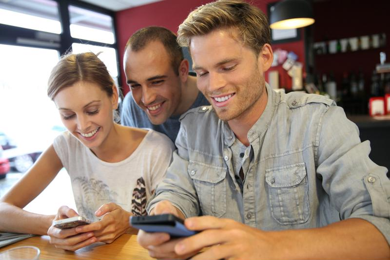 The right mobile apps can engage customers in diverse ways.