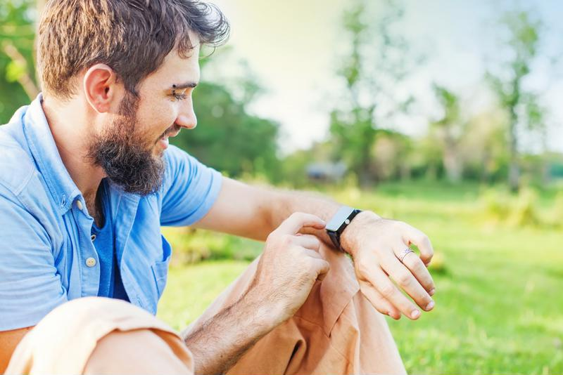 """""""Smart"""" wearable devices are gaining popularity, and could be valuable for life insurers."""