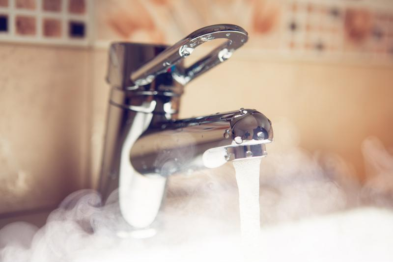Making the switch to low-flow faucets can increase your hot water efficiency.