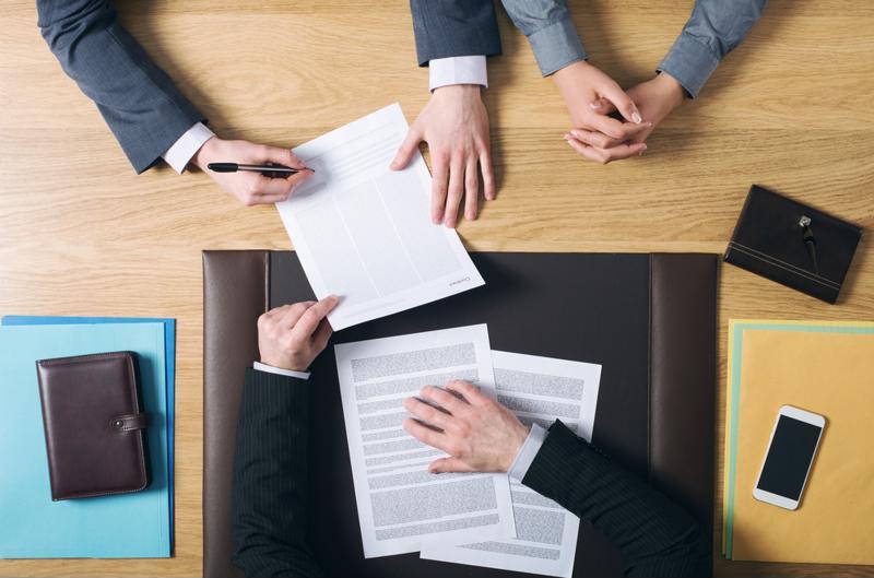 Staffing industry meeting