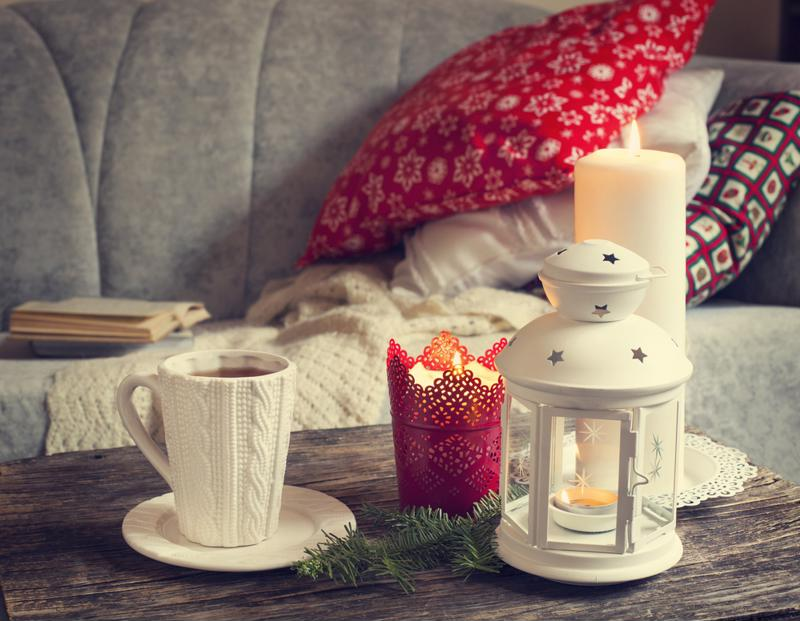 Make your home inviting and comfortable for your guests this holiday season.