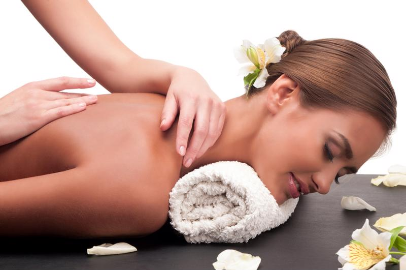 Treat your friend to a well-deserved massage.
