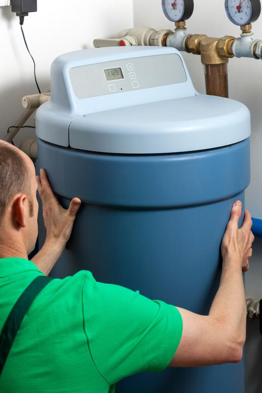 A water softener could extend the life of your water heater.