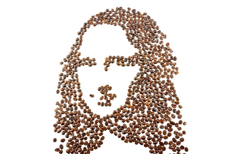 Coffee making can be a work of art.
