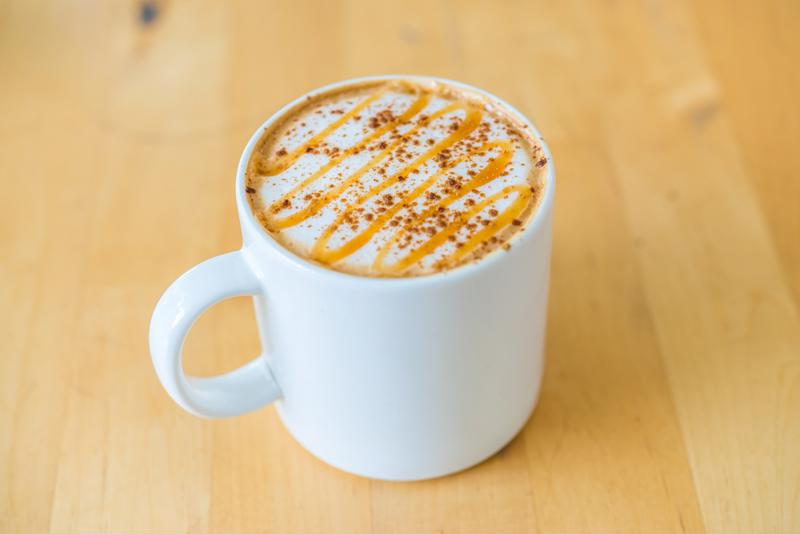 Caramel Butterscotch coffee is perfect for cuddling up with someone special.