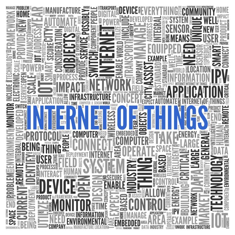 The Internet of Things is driving innovation in industrial sectors.