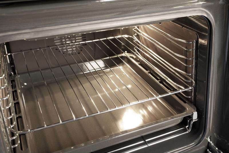 Make sure appliances, like the oven, are working.