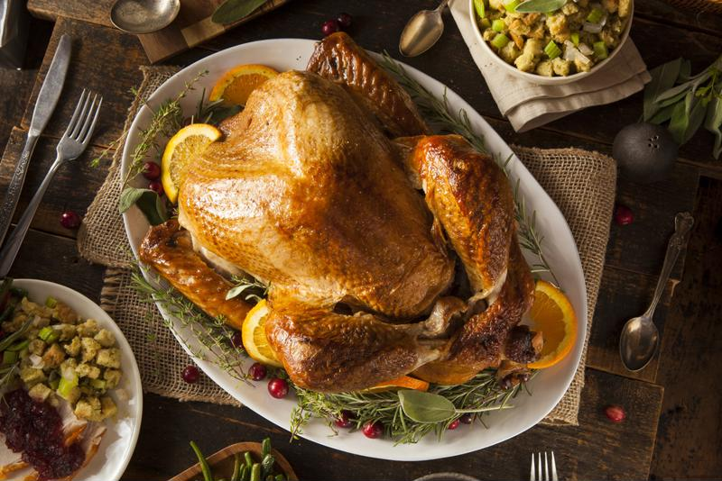 If hosting just a few people this year, use your slow cooker for making your turkey.
