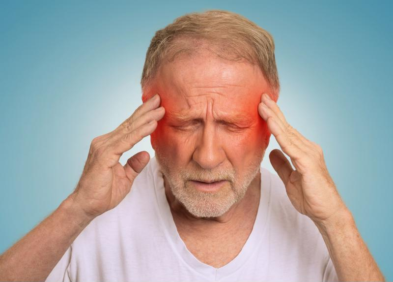 Chronic stress can cause conditions like migraines if untreated.